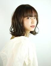 ボブレイヤー|RENJISHI KICHIJOJI 石元 浩幸のヘアスタイル