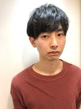 束感メンズショート|RENJISHI KICHIJOJIのメンズヘアスタイル