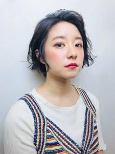 ショートボブスタイル|RENJISHI KICHIJOJIのヘアスタイル