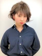 ニュアンスボブ|RENJISHI KICHIJOJI RUMIのヘアスタイル
