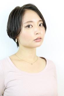 大人かわいいウェットショート|RENJISHI KICHIJOJIのヘアスタイル