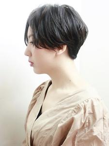 ハンサムショート|RENJISHI KICHIJOJIのヘアスタイル