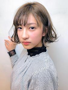 フェミニンボブ|RENJISHI KICHIJOJIのヘアスタイル