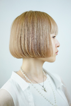 ハイトーンボブ|RENJISHI KICHIJOJIのヘアスタイル
