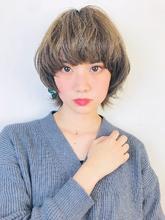 マッシュショートウルフ|RENJISHI KICHIJOJI 大川 椋のヘアスタイル