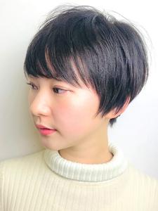 コンパクトショート|RENJISHI KICHIJOJIのヘアスタイル