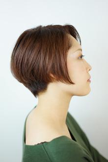 優しいショートボブ|RENJISHI KICHIJOJIのヘアスタイル