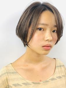 フェミニンショート|RENJISHI KICHIJOJIのヘアスタイル