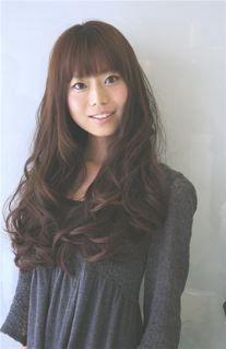 ゆるやかリッジウェーブ|RENJISHI KICHIJOJIのヘアスタイル