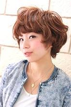 ショートヘアはマッシュのパーマがオススメ!|RENJISHI  吉祥寺店のヘアスタイル