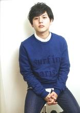 SWEET cloud マッシュショート|RENJISHI AOYAMAのメンズヘアスタイル