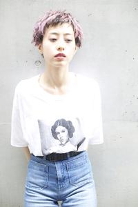 ミニマム☆ピンクショート