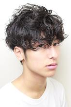 ツーブロック ウェットショート|RENJISHI AOYAMAのメンズヘアスタイル