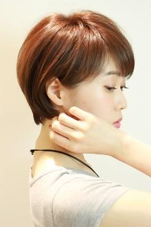 ナチュラルショート|RENJISHI AOYAMAのヘアスタイル