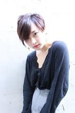 モードアシメ|RENJISHI AOYAMA 津田 弘美のヘアスタイル