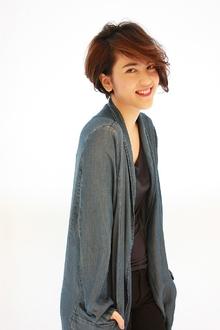 フレンチウェーブボブ|RENJISHI AOYAMAのヘアスタイル