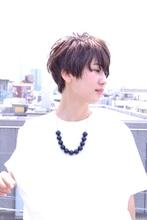 ナチュラルショート|RENJISHI AOYAMA 本橋 寛道のヘアスタイル