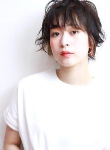 アンニュイカールベビーショート☆|RENJISHI AOYAMAのヘアスタイル