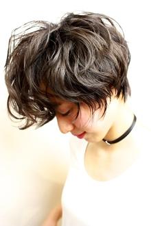 リッジショートボブ|RENJISHI AOYAMAのヘアスタイル