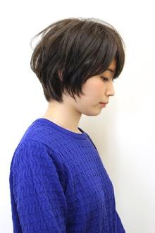 コンパクトショート|RENJISHI AOYAMAのヘアスタイル