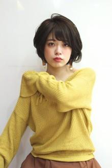ショートボブ|RENJISHI AOYAMAのヘアスタイル