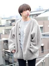 マッシュグレージュショート|RENJISHI AOYAMA 高田 百唯のヘアスタイル