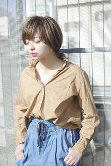 ベリンダショート|RENJISHI AOYAMAのヘアスタイル