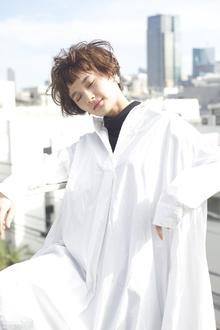 パピオンショート|RENJISHI AOYAMAのヘアスタイル