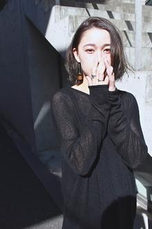 エアクールボブ|RENJISHI AOYAMAのヘアスタイル