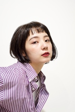 エレガントボブ|RENJISHI AOYAMA 高松 花帆のヘアスタイル