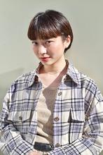 コンパクトショートボブ|RENJISHI AOYAMAのヘアスタイル