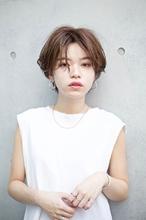ルーチェショート|RENJISHI AOYAMAのヘアスタイル