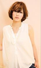 ショートスタイルはモードでかわいいボブスタイル|RENJISHI AOYAMAのヘアスタイル