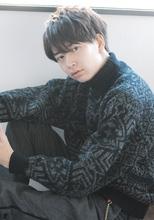 スタイリッシュショート【k18】|rikoのメンズヘアスタイル