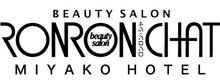 大阪上本町駅から徒歩1分の美容室|ロンロンシャ 都ホテル店 | ロンロンシャ ミヤコホテルテン のロゴ