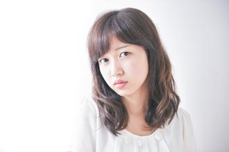 フェミニンなゆるふわボブ|大阪上本町駅から徒歩1分の美容室|ロンロンシャ 都ホテル店のヘアスタイル