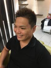 夏はスタイリングが簡単な短髪スタイル!|大阪上本町駅から徒歩1分の美容室|ロンロンシャ 都ホテル店のメンズヘアスタイル