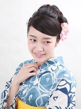 しっとり、はんなり。和風美人アレンジ|ROUGE 目白台店 萩原 美弥子のヘアスタイル