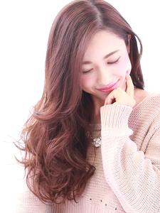 しっとりまとまる ロング愛されルーズパーマ☆|ROUGE mieuxのヘアスタイル