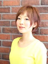 首元スッキリ小顔ショートボブ☆|ROUGE 茗荷谷店 山内 亮宏のヘアスタイル