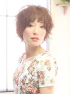 楽ちんパーマスタイル☆|ROUGE 茗荷谷店のヘアスタイル