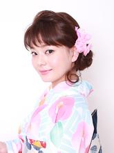 ゆかたでしっとり美人♪|ROUGE 茗荷谷店 青木 孝夫のヘアスタイル