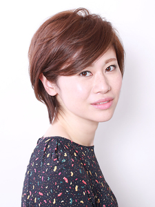 大人女性に似合うショートボブ!|ROUGE 茗荷谷店のヘアスタイル