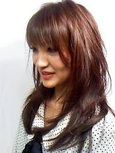 輝きヘア|美容室RUSH 古河店のヘアスタイル