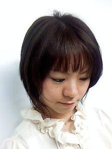 担当K カット+コテ(アイロン)で仕上げました|美容室 R&H4のヘアスタイル