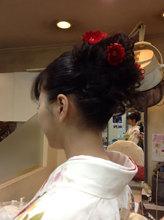 スッキリ 可愛らしく|サロン・ド・ベェラージューのヘアスタイル
