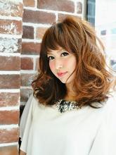 ゆるふわミディアム|KENZO copineのヘアスタイル