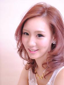 桜レイヤーセミディ|KENZO copineのヘアスタイル