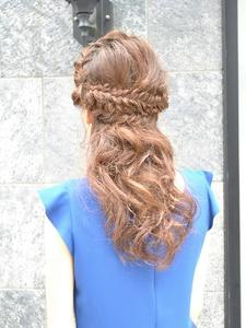 ルーズアレンジ☆|KENZO copineのヘアスタイル