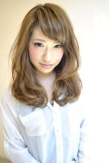 ゆるふわミディ♪|KENZO copineのヘアスタイル